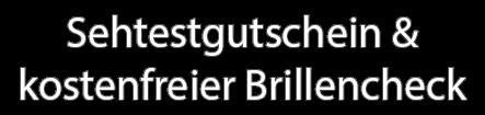 Gutschein Sehtest Optiker Leipzig