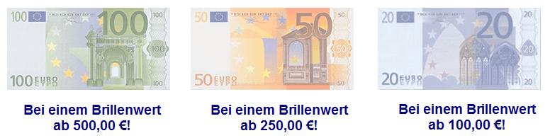 Gutschein Brille kaufen Leipzig