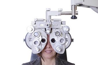 Bild fuer Brillenglasbestimmung