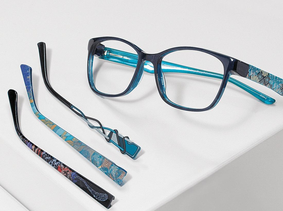 ChangeMe Brille mit Bügel